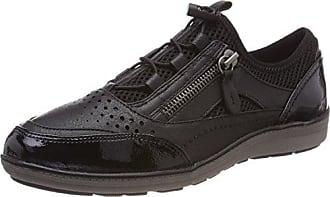 Softline 23771, Zapatillas para Mujer, Negro (Black), 38 EU