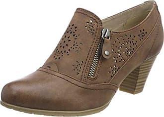 Fischer Damen Bequem-Schuh, Mocassins (Loafers) FemmeMarron (Braun 777), 38 EU