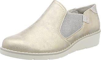 Softline 23664, Zapatillas Para Mujer, Dorado (Pepper/Lt Gold), 37 EU