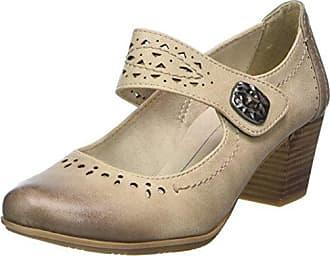 Softline 23664, Zapatillas Para Mujer, Dorado (Pepper/Lt Gold), 41 EU
