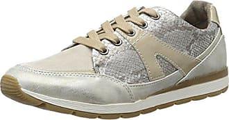 23761, Zapatillas Para Mujer, Beige (Taupe Comb.), 38 EU Soft Line