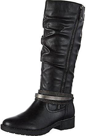 Softline Damen Woms Boots Stiefel schwarz