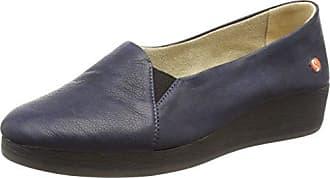 Softinos Ako416Sof Zapatos de Tacón Mujer, Negro (Black), 36 EU (3 UK)