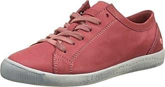 Softinos Ter401Sof, Sneaker Donna, Nero (Black 008), 36 EU