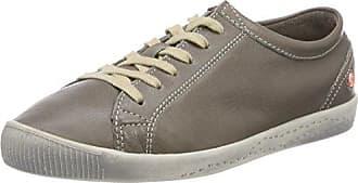 Softinos Isla, Zapatillas para Mujer, Marrn (Brown 553), 38 EU