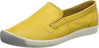 Softinos Ita298sof, Zapatos Mujer, Amarillo (Yellow), 36 EU 3 UK