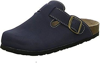 Softwaves 522 153, Damen Pantoffeln, Grau (dk.grey 256), 42 EU (9 Damen UK)