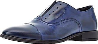 Soldini 19765-S-S67, Zapatos de Cordones Brogue para Hombre, Gris (Grigio Grigio), 45 EU