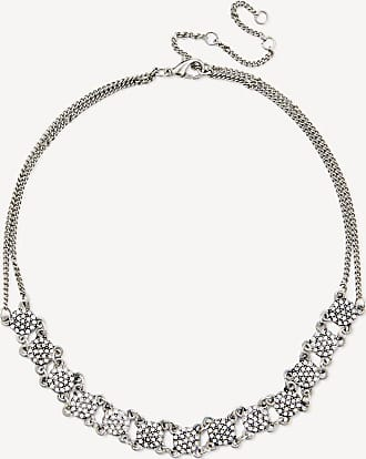 Sole Society Womens Choker Wire Necklace Silver One Size From Sole Society