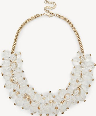 Sole Society Womens Statement Necklace White Combo One Size From Sole Society
