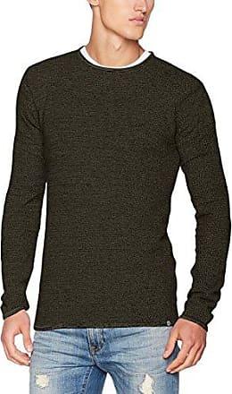 Morgan Hood AM Jersey, Hombre, Gris (Lig Grey M 8242), Small (Tamaño del fabricante:S) Solid