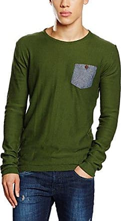Knit - Madden Jersey, Hombre, Verde (Aloe), X-Large (Tamaño del Fabricante:XL) Solid