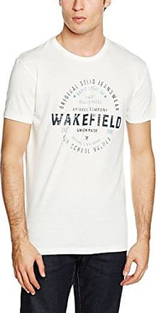 Mens 6184103 Short Sleeve T - Shirt Solid