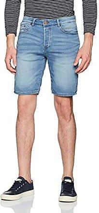 Shorts - Lt. Ryder - Pantalones Cortos para Hombre, Talla M Diva Blue Solid