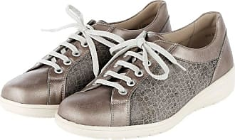 Chaussures En Dentelle Noire Solidus Solidus