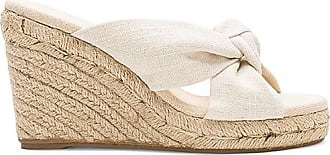 Embroidered Floral Mule in Beige. - size 9 (also in 10,5,5.5,6,6.5,7,8,9.5) Soludos