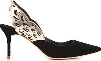 Pumps & High Heels for Women On Sale, Black, Suede leather, 2017, 3.5 5.5 Sophia Webster