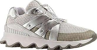 Kinetic Speed, Sneakers Basses Femme, Blanc (White 100), 37.5 EUSorel