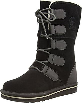Sorel Out N About, Bottes Chukka Femme, Noir (Black/White 011), 37 EU
