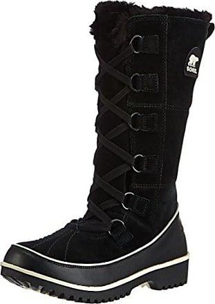 Glacy Explorer, Botas de Nieve para Mujer, Negro (Black 012), 36.5 EU Sorel