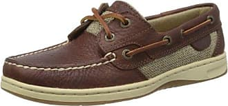 Sperry Top-Sider Damen Authentic Original 2-Eye Boat Schuhe,Braun,8 S US