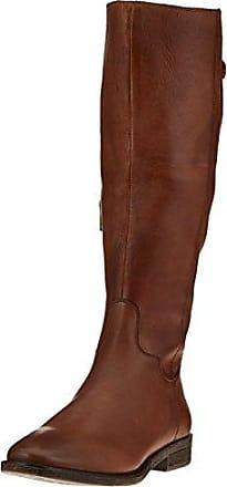 20537814-2S0-01 - Botas de Cuero Mujer, Color Marrón, Talla 38 EU SPM