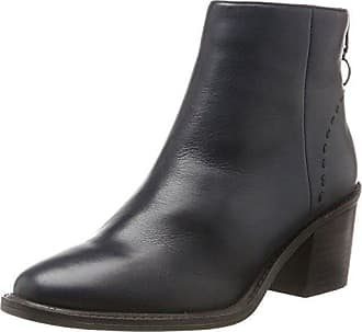 SPM Iyam Ankle Boot, Botines para Mujer, Gris (Dk Grey 012), 38 EU