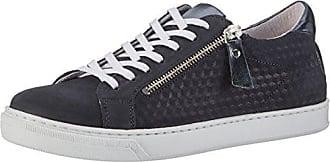 SPM Santander Sneaker, Zapatillas para Mujer, Azul (Navy Combi), 40 EU