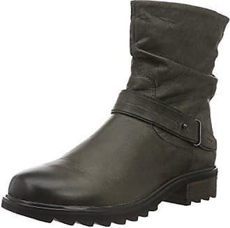 Maggy Boot, Botas Chelsea para Mujer, Multicolor (Black/Burgundy 01573), 39 EU SPM