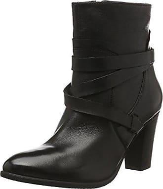 SPM Blackfish Ankle Boot, Botines para Mujer, Grau (Dk Grey 006/Dk Grey 006/Dk Grey 006), EU 39