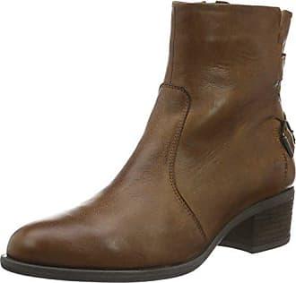 SPM Blackfish Ankle Boot, Botines para Mujer, Marrón-Braun (Dk Cuoio 008/Dk Cuoio 008/Dk Cuoio 008), 36 EU