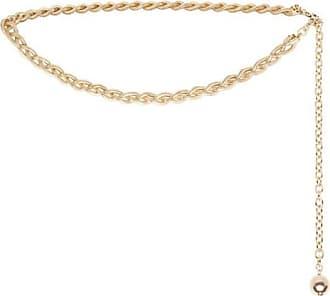 St. John Metal Braided Bracelet Xs Flash gold