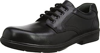 Start-Rite Oliver, Zapatillas para Hombre, Negro (Black_7), 41 EU