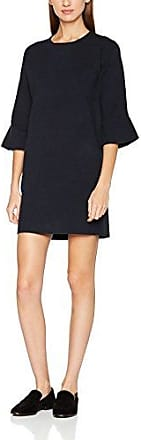 Stefanel CV010DF1275, Robe Femme, (Blu), (Taille Fabricant: Small)
