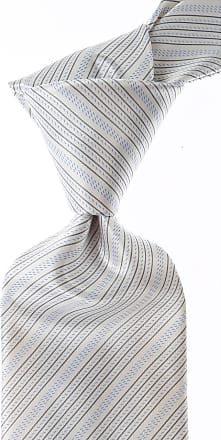 Ties On Sale, Pearl White, Silk, 2017, one size Stefano Ricci
