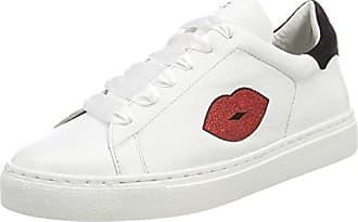 Steffen Schraut 27 Love Street, Zapatillas para Mujer, Blanco (White/Silver 128), 36 EU