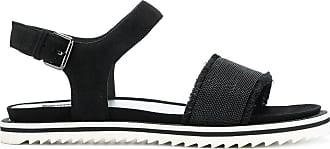 ankle strap sandals - Black Steffen Schraut