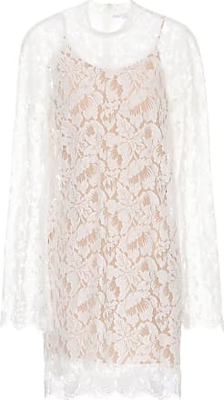 Stella Mccartney Woman Lace And Embroidered Tulle Blouse Ivory Size 38 Stella McCartney