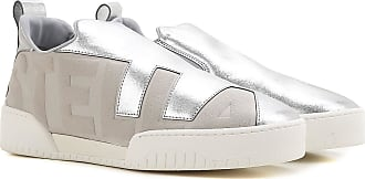 Slip on Sneakers for Women On Sale, Silver, Eco Leather, 2017, 2.5 3.5 4.5 5.5 6.5 Stella McCartney
