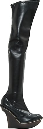 Pre-owned - Leather boots Stella McCartney