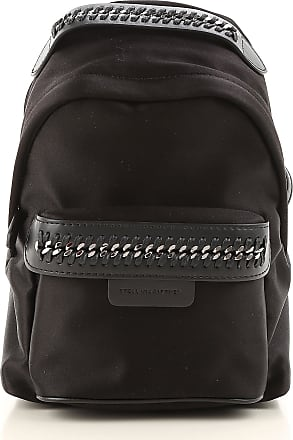 Stella McCartney Backpack for Women, Leather, Vegetable Leather, 2017, one size