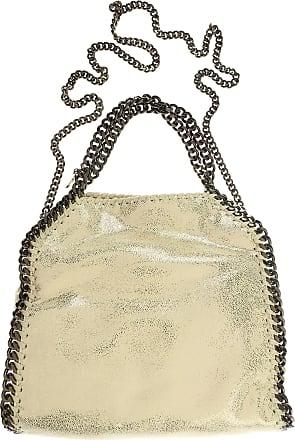Stella McCartney Shoulder Bag for Women On Sale, Lemon, Eco Leather, 2017, one size