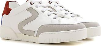 Sneaker für Damen, Tennisschuh, Turnschuh Günstig im Sale, Himmelblau, Wildleder, 2017, 35 36 37 Stella McCartney