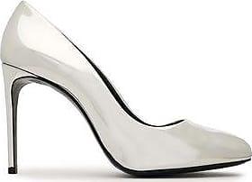 Stella McCartney Woman Faux Mirrored-leather Pumps Size 35