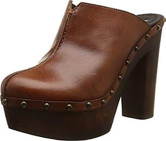 Fashion Dcollet Scarpe da Donna Tacco Alto 8418 ROSSO 36