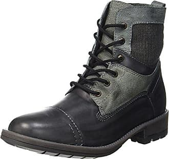 Steve Madden Zapatos de Cordones Negro EU 40 (US 10) gRTyz