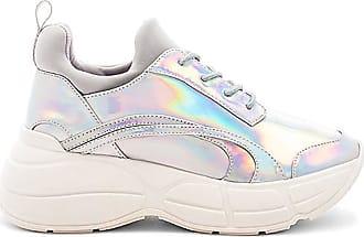 Arctic Sneaker in Metallic Copper. - size 8 (also in 10,6,7,7.5,8.5,9,9.5) Steve Madden