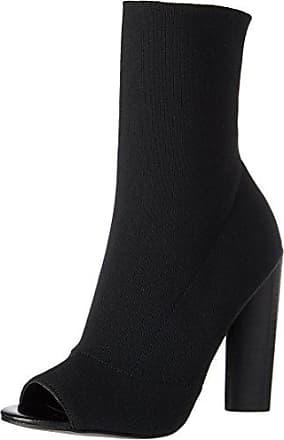 Laurie Ankle Boot, Bottes Femme, Noir (Black), 38 EUSteve Madden