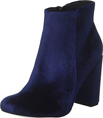Radly Ankleboot, Botas Chelsea para Mujer, Azul (Navy 04002), 37 EU Steve Madden