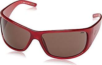Carrera mixte adulte 6000 VP 2VB Montures de lunettes, Rouge (Burgundy Green Camouflage/Brown Gold Mirror), 50